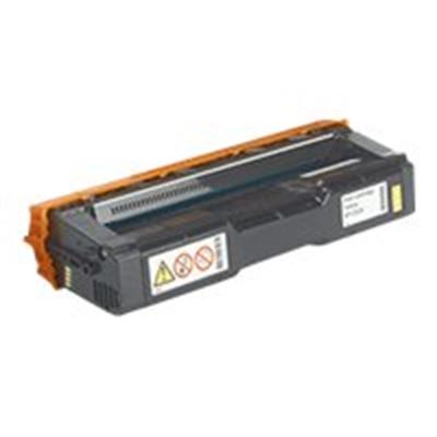 Värikasetti Ricoh Laser 407719 keltainen
