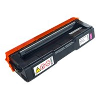 Värikasetti Ricoh Laser 407636 punainen