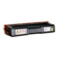 Värikasetti Ricoh  Laser 407635 keltainen