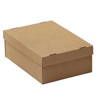 Konttoripaperin arkistointilaatikko ja kansi 305X215X110mm