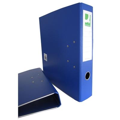 Mappi Q-Connect+ 750 A4 metallivahvike sininen