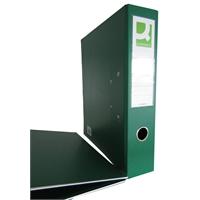 Mappi Q-Connect+ 750 A4 metallivahvike vihreä