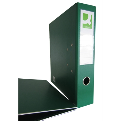 Mappi Q-Connect+ 700 A4 metallivahvike vihreä