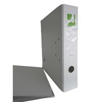 Mappi Q-Connect+ 700 A4 metallivahvike valkoinen