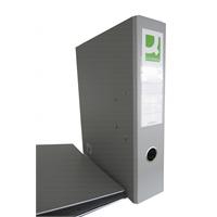 Mappi Q-Connect+ 750 A4 metallivahvike harmaa