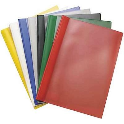 Pikanitojakansio E462 A4 muovi punainen