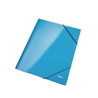 Kulmalukkosalkku Leitz WOW A4 sininen