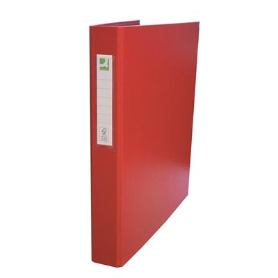 Rengaskansio 2RR/25 A4 25mm punainen