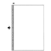 Kansiotasku 108 A3 PVC APP PS/50