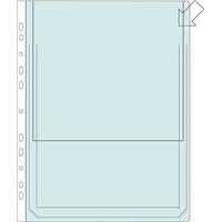 Paljetasku A4 0.18 PVC läppä/10