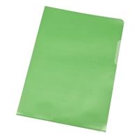 Muovitasku Q-Connect A4 PP120 LPS/10 vihreä