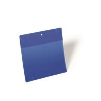 Varastotasku vahvat magneetit A4 vaaka sininen/10