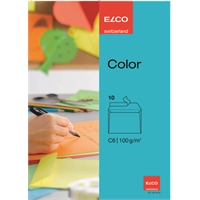 Tarrakuori Elco Color C6 ST sininen/10