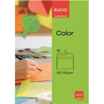 Tarrakuori Elco Color C6 ST vihreä/10