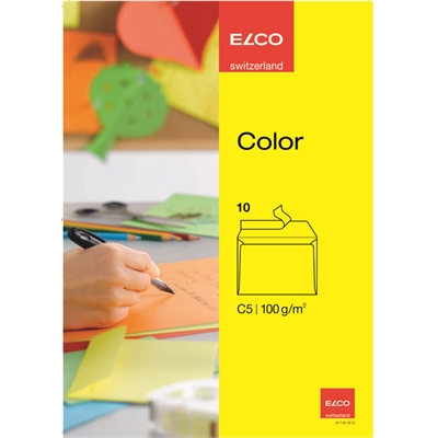 Tarrakuori Elco Color C5 ST keltainen/10