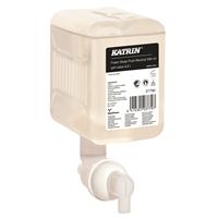 Vaahtosaippua Katrin Foam Soap Pure Neutral 500 ml - ympäristöystävällinen, hajuton, väriaineeton