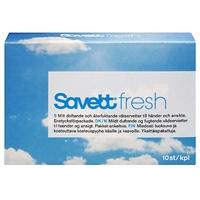 Kosteuspyyhe Savett Fresh/10