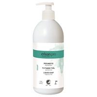 Käsipesuneste Erisan Pro Soap 500 ml pumppupullo - väritön, tuoksuton ja hellävarainen iholle