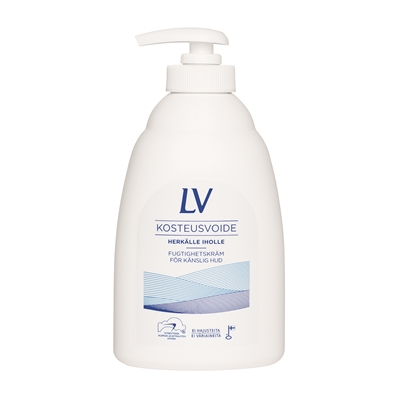 Kosteusvoide LV 300 ml pumppu