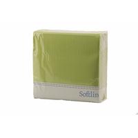 Lautasliina Softlin Classic 39 cm lime/100