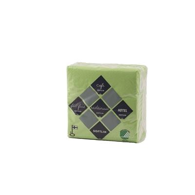 Kahviliina Softlin 24x24cm 2krs Lime/100