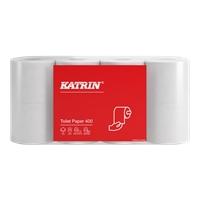 Wc-paperi Katrin Classic Toilet 400 valkoinen /40 rll - kotimainen laadukas wc-paperi