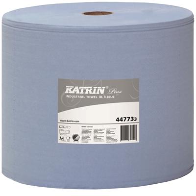 Vetopyyhe Katrin Plus XL 3 Blue sininen