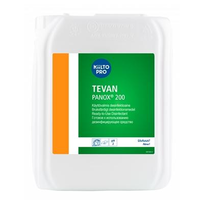 Desinfektioaine Tevan Panox 200 5L 80556 - myös keittiön pinnoille ja välineille
