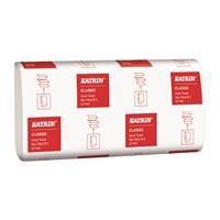 Käsipyyhe Katrin Classic Hand Towel Non Stop M2 valkoinen /15 pkt säkki - kotimainen ja hygieeninen