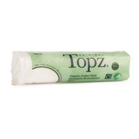 Vanulappu Topz eko Reilu kauppa /80 kpl pussi - 100% luonnonpuuvillaa