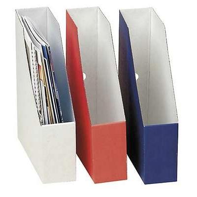 Lehtikotelo Maxibox A4 miniaaltopahvi sininen