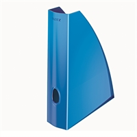 Lehtikotelo Leitz Plus WOW A4 sininen