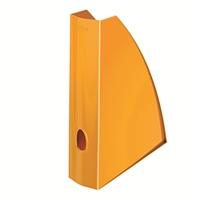 Lehtikotelo Leitz Plus WOW A4 oranssi