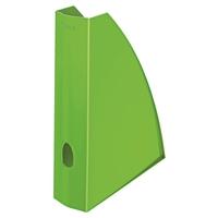 Lehtikotelo Leitz Plus WOW A4 vihreä