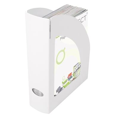 Lehtikotelo Q-Connect A4 valkoinen