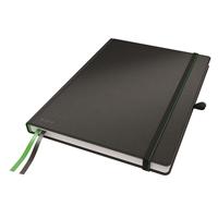 Muistikirja Leitz Complete A4/80 musta