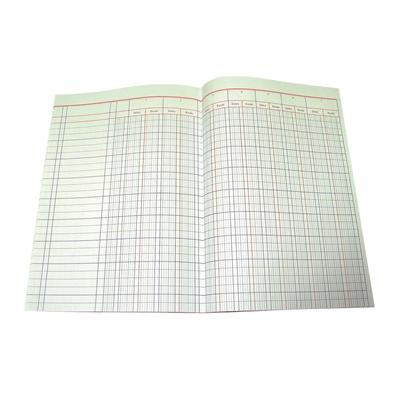 Tilivihko 1040 7 tiliä  A4/32 sivua
