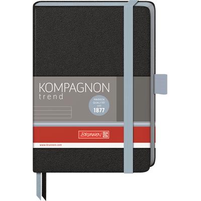 Muistikirja Kompagnon Trend A5/192 sininen