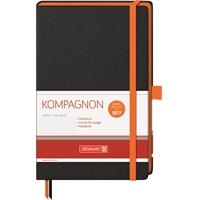 Muistikirja Kompagnon Trend A5/192 oranssi