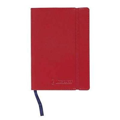 Muistikirja A5/120 keinonahka punainen