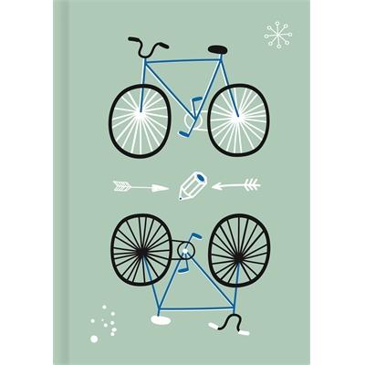 Bike A5 muistikirja