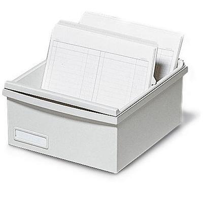 Kortistolaatikko 563/A5 25cm muovi