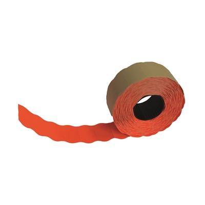 Hintaetikettirulla L2 22x12 mm 1500 kpl punainen