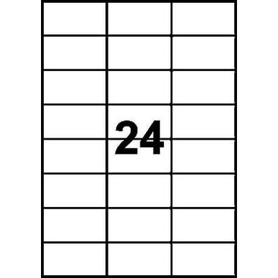 Kopiotarra Avery 18037 70x37/2400