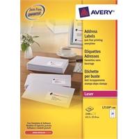 Lasertarra Avery L7159-100 63.5X33.9/2400