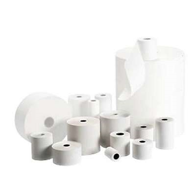 Lämpöpaperirulla 57x35x13 mm 15m - kotimainen BPA- ja BPS-vapaa Jujo Thermal paperi