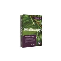 Tulostuspaperi Multicopy Presentation A4 80g/500 - ympäristöystävällinen premiumluokan paperi