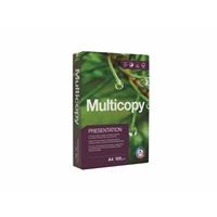 Tulostuspaperi Multicopy Presentation A4 100g/500 - ympäristöystävällinen premiumluokan paperi