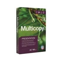 Tulostuspaperi Multicopy Presentation A3 160g/250 - ympäristöystävällinen premiumluokan paperi