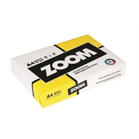 Kopiopaperi ZOOM A4 80g /500 - Joutsenmerkki, EU-kukka, EMAS, PEFC